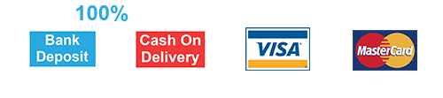 Makeen bookshop visa card payment