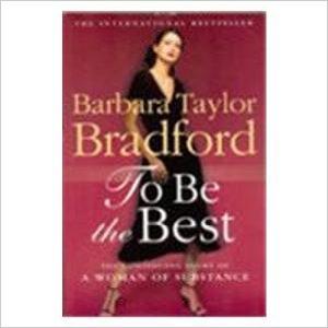 TO BE BEST -  Barbara Taylor Bradford - 9780007252497