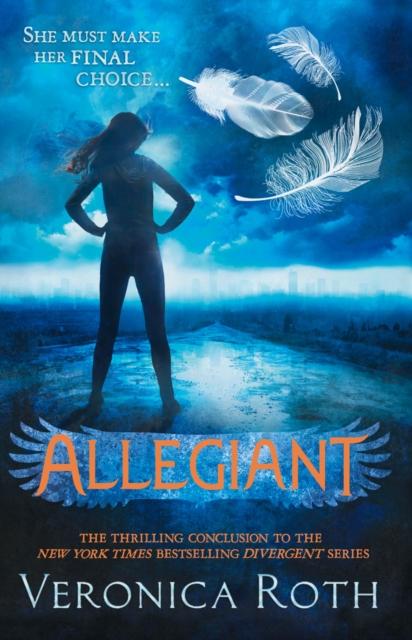 DIVERGENT - ALLEGIANT - CHILDREN EDITION -  Veronica Roth - 9780007534944