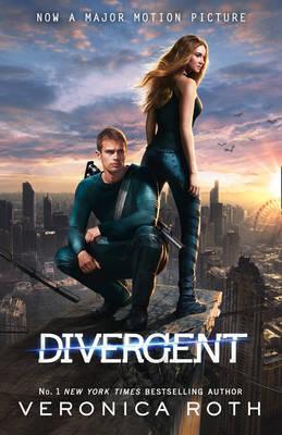 DIVERGENT - DIVERGENT - FILM TIE IN -  Veronica Roth - 9780007538065