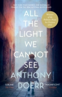 All The Light We Cannot See -  Anthony Doerr - 9780007548699