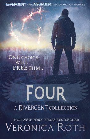 DIVERGENT - FOUR -  Veronica Roth - 9780007550142