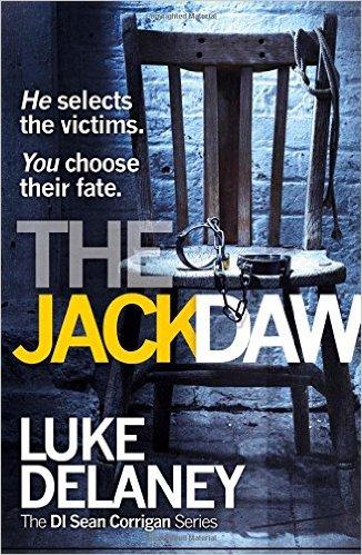 Jackdaw -  Luke Delaney - 9780007585717
