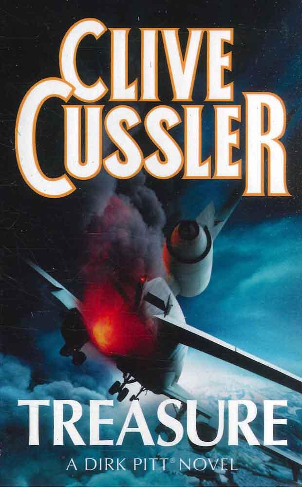 TREASURE -  Clive Cussler - 9780007796342