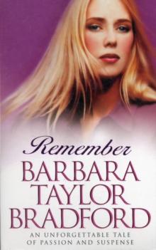 Remember -  Barbara Taylor Bradford - 9780007874927