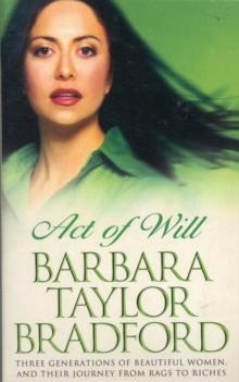 Act Of Will -  Barbara Taylor Bradford - 9780007874941