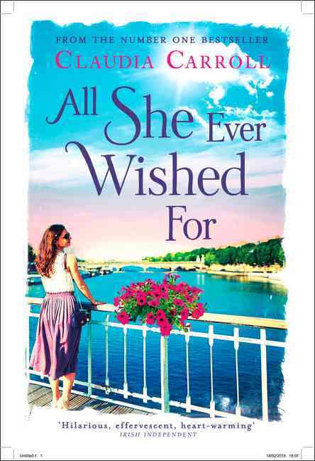 All She Ever Wished for -  Carroll Claudia - 9780008140731