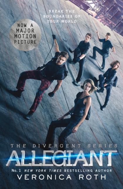 DIVERGENT - ALLEGIANT - FILM TIE IN - 9780008167165
