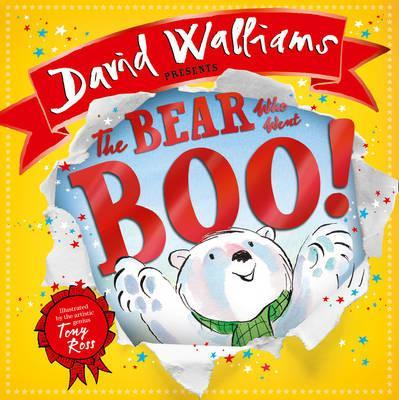 BEAR WHO WENT BOO NOT US PB - 9780008174897
