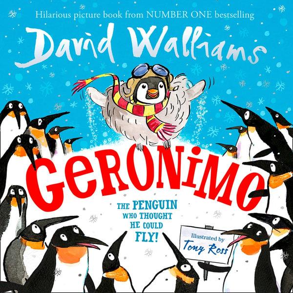 Geronimo - Walliams David - 9780008279790