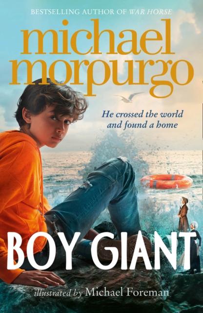 Boy Giant - 9780008355180