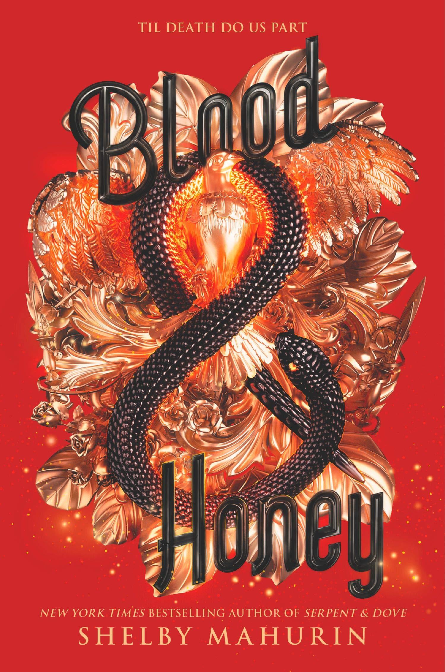 BLOOD & HONEY - Shelby Mahurin - 9780063074699