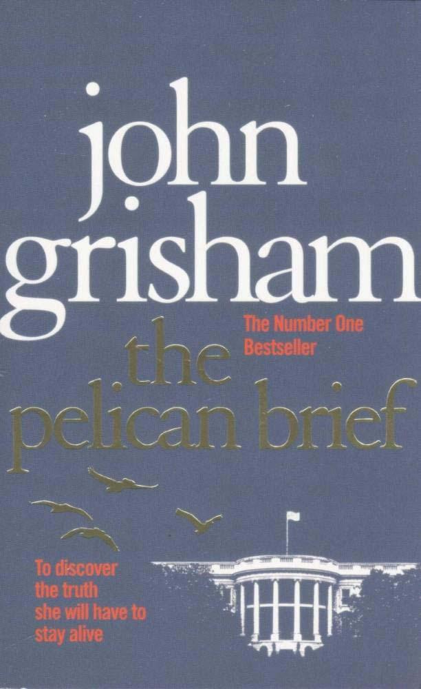 Pelican Brief -  John Grisham - 9780099524465