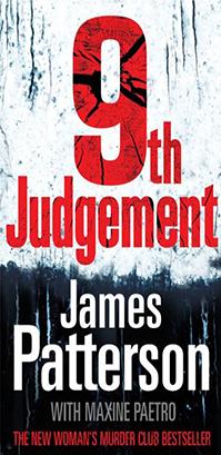 9TH JUDGEMENT -  James Patterson - 9780099576198