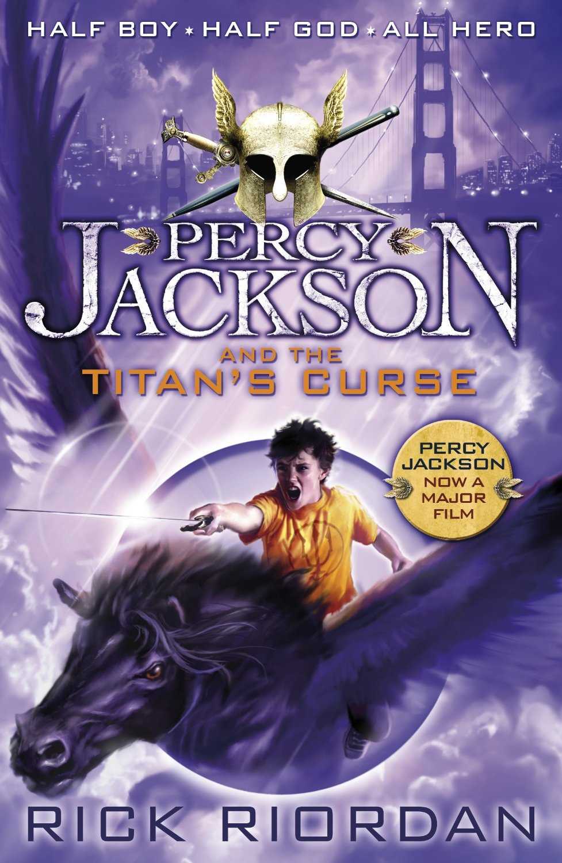 PERCY JACKSON - TITANS CURSE -  Rick Riordan - 9780141321264