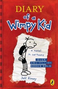 DIARY OF A WIMPY KID - NOVEL IN CARTOONS - 9780141324906