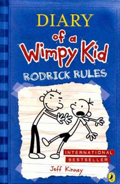 DIARY OF A WIMPY KID - RODRICK RULES - 9780141324913