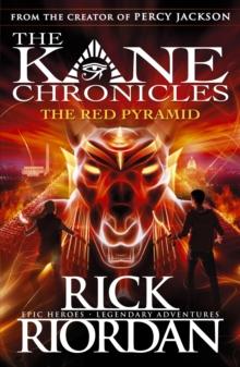 Red Pyramid -  Rick Riordan - 9780141325507