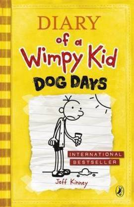 DIARY OF A WIMPY KID - DOG DAYS - 9780141331973