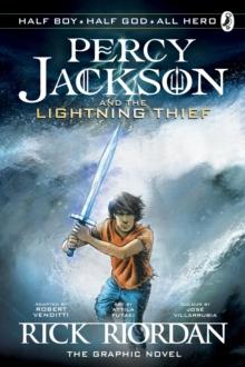 PERCY JACKSON - GRAPHIC NOVEL -  Rick Riordan - 9780141335391