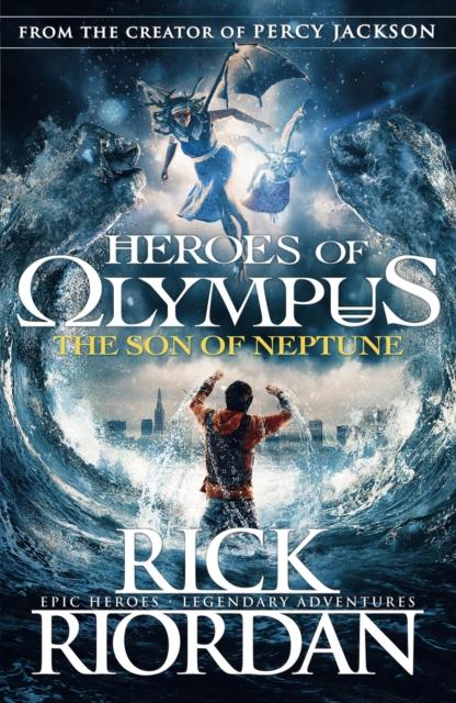 HEROES OF OLYMPUS - SON OF NEPTUNE - 9780141335735