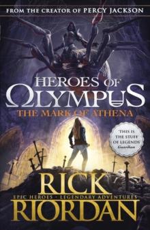 HEROES OF OLYMPUS - MARK OF ATHENA - 9780141335766