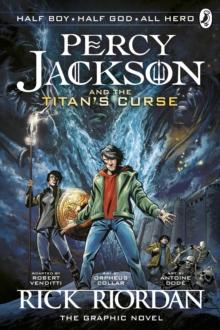 PERCY JACKSON - TITANS CURSE - GRAPHICAL NOVEL -  Rick Riordan - 9780141338262