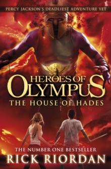 HEROES OF OLYMPUS - HOUSES OF HADES -  Rick Riordan - 9780141339191