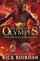 HEROES OF OLYMPUS - HOUSES OF HADES - 9780141339207