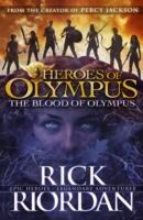 HEROES OF OLYMPUS - BLOOD OF OLYMPUS - 9780141339245