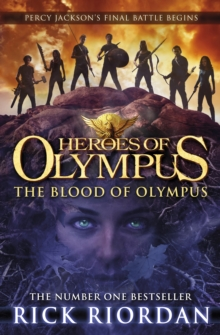 HEROES OF OLYMPUS - BLOOD OF OLYMPUS -  Rick Riordan - 9780141339252