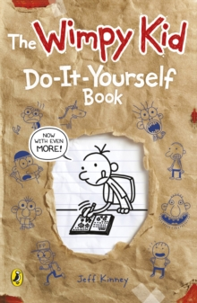 DIARY OF A WIMPY KID - DO IT YOURSELF -  Jeff Kinney - 9780141339665