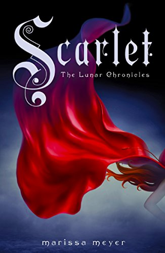 Lunar Chronicles: Scarlet - 9780141340234