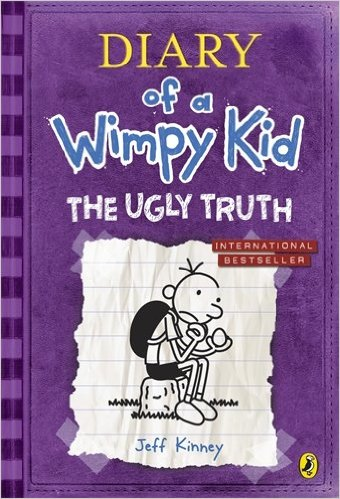 DIARY OF A WIMPY KID - UGLY TRUTH - 9780141340821