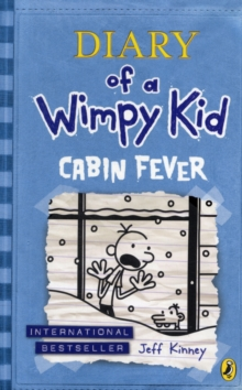DIARY OF A WIMPY KID - CABIN FEVER -  Jeff Kinney - 9780141342085
