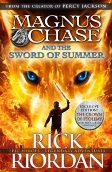 THE SWORD OF SUMMER -  Rick Riordan - 9780141342429