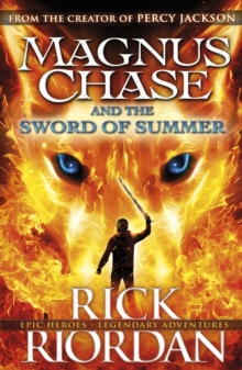 Magnus Chase and the Sword of Summer - 9780141342443
