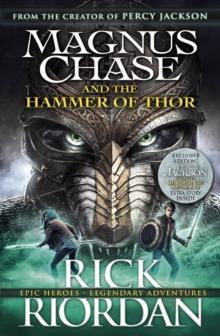 Magnus Chase and the Hammer of Thor -  Rick Riordan - 9780141342559