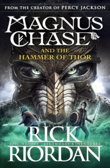 Magnus Chase and the Hammer of Thor (Book 2) - 9780141342566