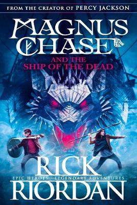 Magnus Chase and the Ship of the Dead (Book 3) - 9780141342603