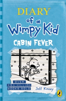 DIARY OF A WIMPY KID - CABIN FEVER - 9780141343006