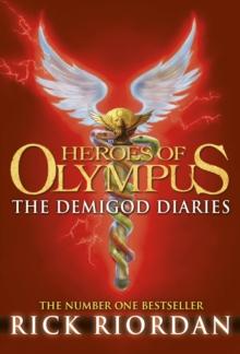 HEROES OF OLYMPUS - DEMIGOD DIARIES -  Rick Riordan - 9780141344379