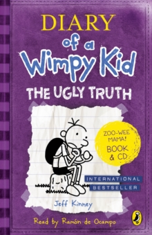 Diary of a Wimpy Kid, Ugly Truth Book 5 -  Jeff Kinney - 9780141344393