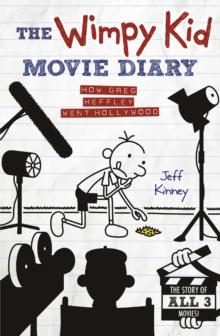 DIARY OF A WIMPY KID - MOVIE DIARY -  Jeff Kinney - 9780141345154