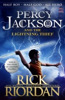 PERCY JACKSON - LIGHTNING THIEF -  Rick Riordan - 9780141346809