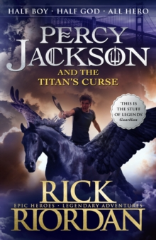 PERCY JACKSON - TITANS CURSE - 9780141346816