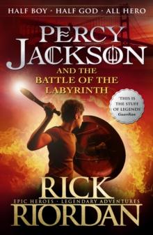 PERCY JACKSON - BATTLE OF THE LABYRINTH -  Rick Riordan - 9780141346830