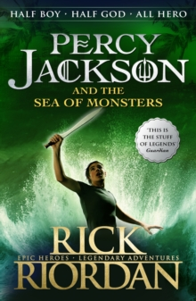 PERCY JACKSON - SEA OF MONSTERS - 9780141346847