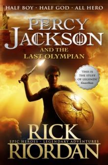 PERCY JACKSON - LAST OLYMPIAN - 9780141346885