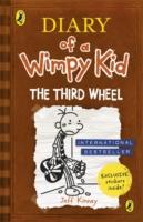 DIARY OF A WIMPY KID - THIRD WHEEL -  Jeff Kinney - 9780141348568